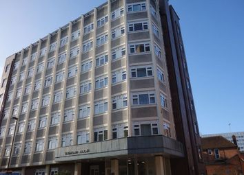 Thumbnail 2 bed flat for sale in Stafford House, Station Road, Aldershot