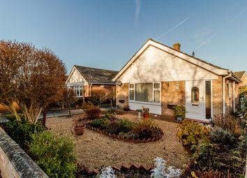 Thumbnail 2 bedroom bungalow for sale in Crest Road, King's Lynn, Norfolk