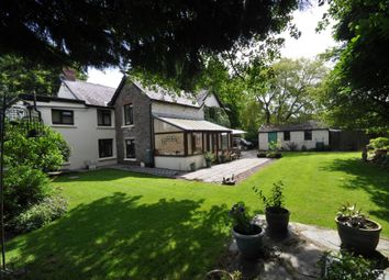 Thumbnail 4 bed detached house for sale in The Old Coach House, Llandawke, Laugharne