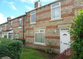 Thumbnail 3 bedroom terraced house to rent in Nelson Street, Greenside, Ryton