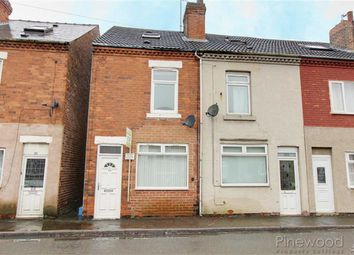 Thumbnail 3 bed terraced house to rent in Chesterfield Road, Chesterfield, Derbyshire