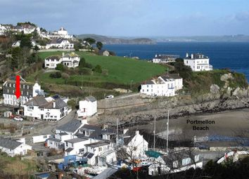 Thumbnail 2 bed flat for sale in Portmellon, Mevagissey, Cornwall