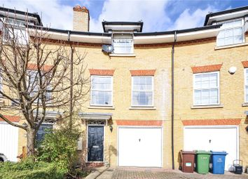 Thumbnail 3 bed terraced house for sale in Harlech Gardens, Pinner