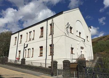 Thumbnail 1 bedroom flat to rent in Ferndale Road, Tylorstown, Ferndale