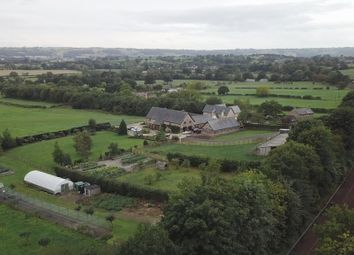 Thumbnail 6 bed barn conversion for sale in Harrogate Road, North Rigton, Leeds