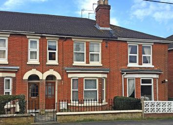 Thumbnail 3 bed terraced house for sale in Fishers Road, Totton, Southampton