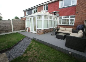 Thumbnail 3 bed semi-detached house for sale in Chepstow Avenue, Sale