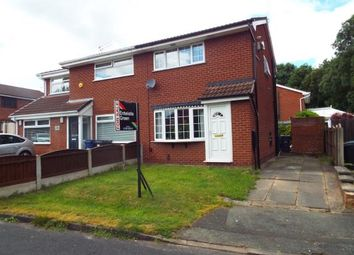 Thumbnail 2 bed semi-detached house for sale in Dorrington Close, Murdishaw, Runcorn, Cheshire