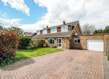 Thumbnail 3 bedroom semi-detached house to rent in Thatcham, Berkshire