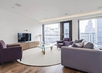 Thumbnail 3 bed flat to rent in Wood Street, London