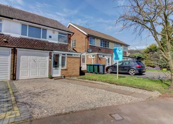 Thumbnail 3 bed semi-detached house for sale in Barrhill Close, Great Barr, Birmingham