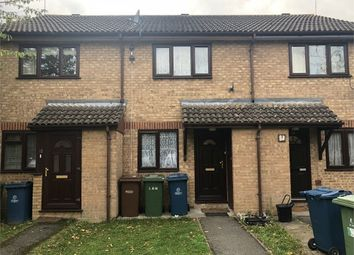 Thumbnail 2 bed terraced house to rent in Monks Close, Harrow, Middlesex