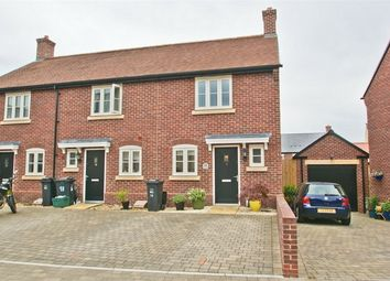 Thumbnail 2 bed semi-detached house for sale in Bourke Road, Shepton Mallet