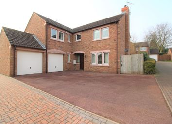 Thumbnail 4 bed detached house to rent in Saddlers Grove, Badsworth, Pontefract