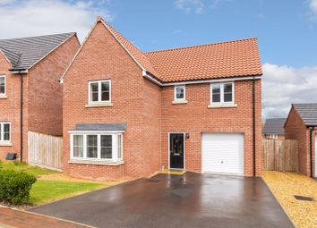 Thumbnail 4 bed detached house for sale in Headland Rise, Malton