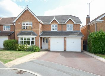 Thumbnail 5 bed detached house for sale in Glebe View, Barlborough, Chesterfield