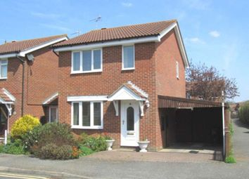 Thumbnail 3 bed link-detached house to rent in Sorrel Drive, Eastbourne