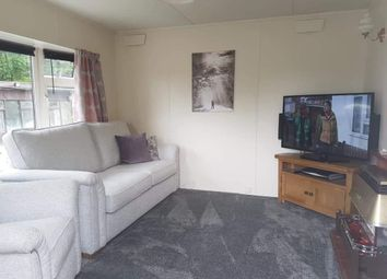 Thumbnail 1 bed mobile/park home for sale in First Avenue, Three Rivers Park, Clitheroe, Lancashire