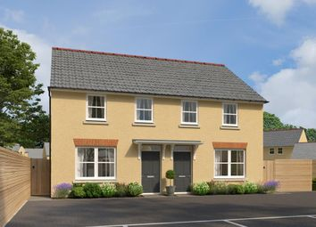 "Thumbnail 3 bed end terrace house for sale in ""Archford"" at Post Hill, Tiverton"