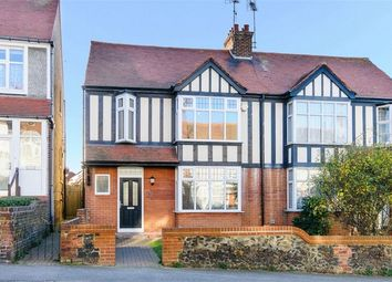 Thumbnail 4 bedroom semi-detached house for sale in Northdown Park Road, Margate