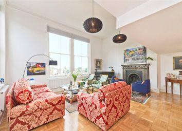 Thumbnail 4 bedroom flat for sale in Daleham Gardens, Hampstead, London