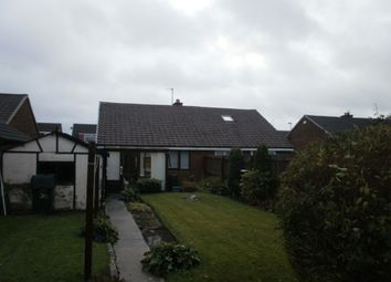 Thumbnail 2 bedroom semi-detached bungalow for sale in Cassop Grove, Acklam, Middlesbrough