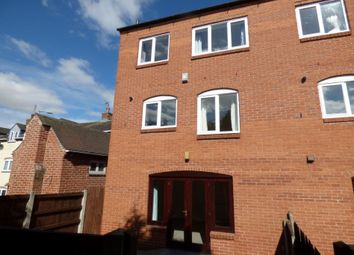 Thumbnail 3 bed end terrace house to rent in High Street, Measham, Swadlincote