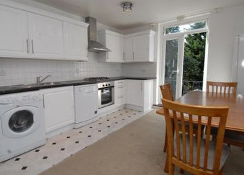 Thumbnail 3 bed flat to rent in Granville Road, Southfields, London