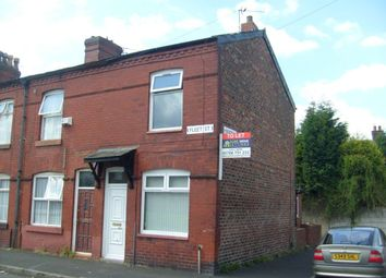 Thumbnail 3 bedroom end terrace house to rent in Fleet Street, Abbey Hey, Manchester