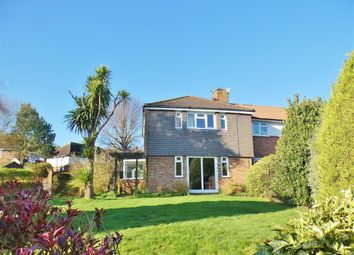 The Crescent, Eastbourne BN20. 3 bed semi-detached house