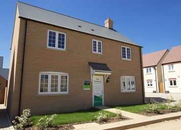 "Thumbnail 4 bed detached house for sale in ""The Kedleston"" at Whitelands Way, Bicester"
