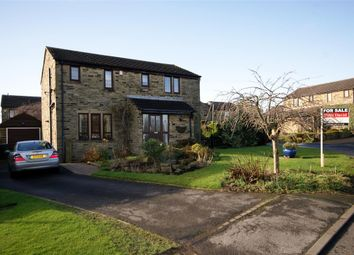 Thumbnail 4 bed detached house for sale in Highley Park, Clifton, Brighouse
