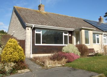 Thumbnail 2 bed semi-detached bungalow to rent in Lower Walditch Lane, Bridport