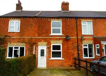Thumbnail 2 bed property to rent in Station Road, Firsby, Spilsby