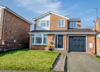 Thumbnail 4 bedroom detached house for sale in Bowmans Avenue, Hitchin