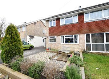 Thumbnail 3 bed semi-detached house for sale in Falcon Close, Portishead, Bristol