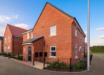 """Thumbnail 1 bedroom semi-detached house for sale in """"Aston"""" at Vickers Way, Warwick"""