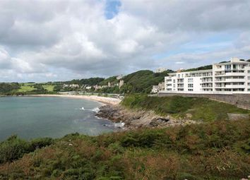 Thumbnail 2 bed flat for sale in The Osborne, Rotherslade Road, Swansea