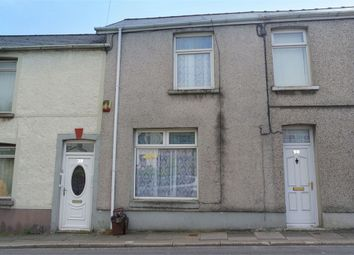 Thumbnail 1 bed terraced house for sale in Garn Road, Maesteg