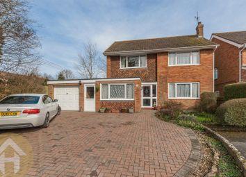 Thumbnail 3 bed detached house for sale in Bradene Close, Royal Wootton Bassett, Swindon