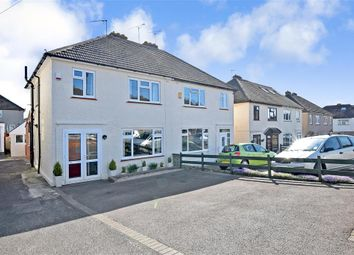 Thumbnail 3 bed semi-detached house for sale in Wolfe Road, Maidstone, Kent