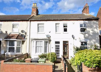 Thumbnail 3 bed terraced house to rent in Midland Road, Wellingborough