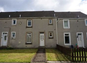 Thumbnail 3 bed terraced house for sale in Grampian Way, Eastfield, Cumbernauld