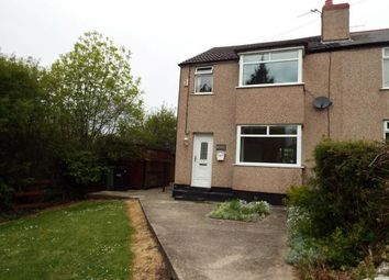 Thumbnail 3 bed semi-detached house for sale in Newmarket Road, Dyserth, Rhyl, Denbighshire