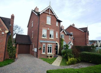 Thumbnail 4 bed terraced house for sale in Dorchester Drive, Muxton, Telford