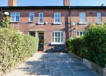 Thumbnail 3 bed terraced house to rent in Moss Lane, Alderley Edge