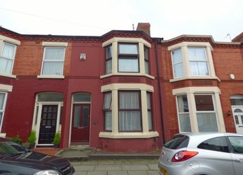 Thumbnail 3 bed property to rent in Bessbrook Road, Aigburth, Liverpool