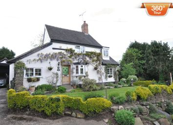 Thumbnail 3 bed cottage for sale in Berry Hedge Lane, Burton-On-Trent