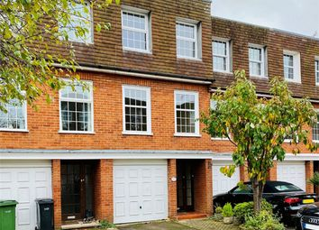 Thumbnail 3 bed town house for sale in Queen Close, Henley-On-Thames