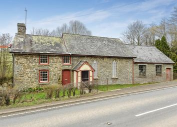Thumbnail 3 bed cottage for sale in Builth Wells, Mid Wales